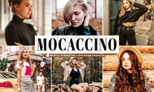 Mocaccino Lightroom Presets Pack 4659467