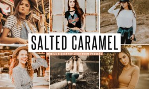 Salted Caramel Lightroom Presets Pack 3625861