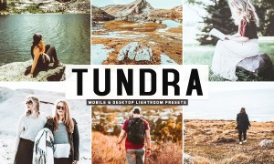 Tundra Lightroom Presets Pack 3628308