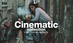 CINEMATIC Lightroom Presets 4628338
