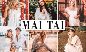 Mai Tai Lightroom Presets Pack 3815664