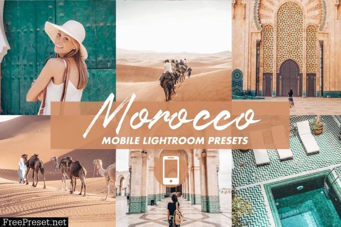 Mobile Lightroom Presets MOROCCO 4820839