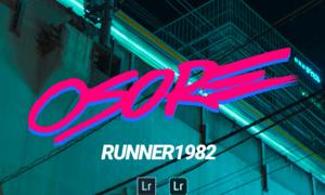 Osore Runner1982 Presets