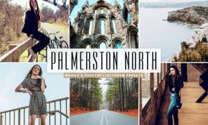 Palmerston North Lightroom Presets Pack