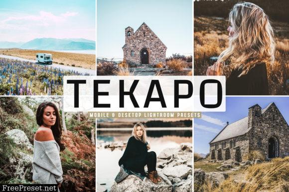 Tekapo Pro Lightroom Presets