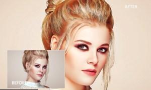 Beauty Paint Photoshop Action 4795330