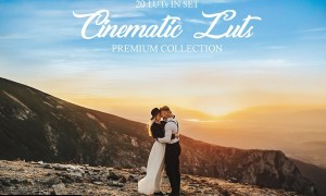 Cinematic LUTs 3993294