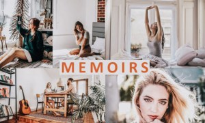 Cinematic Memoirs Lightroom Presets 4221127