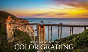 Color Grading LUTs 3997763