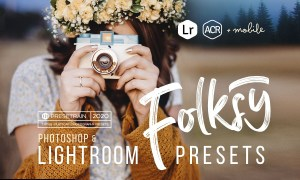 Folksy Lightroom Presets 4905845