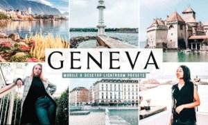 Geneva Pro Lightroom Presets 4157517