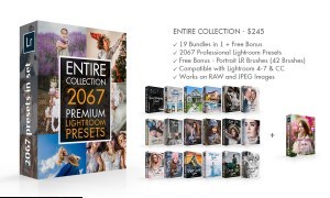 Lightroom Presets-Entire Collection 3516459