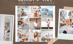 MASTER COLLECTION MOBILE LIGHTROOM PRESETS