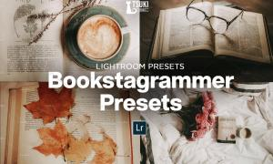 BOOKSTAGRAMMERS Presets 4876058