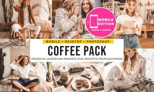 Coffee Lightroom Presets 4976201
