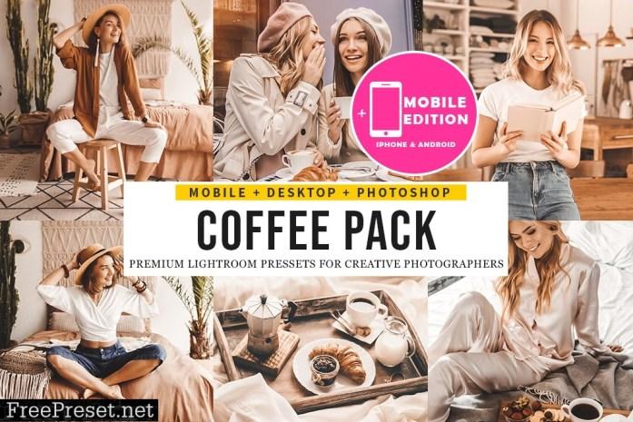 Coffee Lightroom Presets 4976201