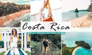 Costa Rica Lightroom Presets Pack 4242831