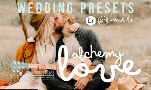 Love Alchemy - Wedding Presets for Lightroom & ACR