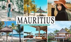Mauritius Mobile & Desktop Lightroom Presets