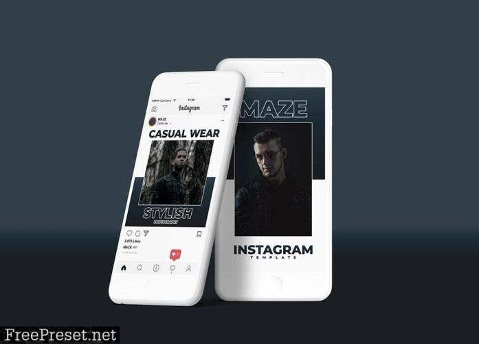 Maze - Fashion Social Media Part.15 KJXGDVL