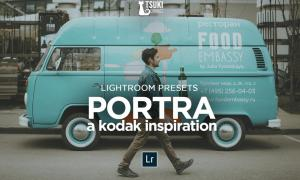 PORTRA LOOK Lightroom Presets 4655537