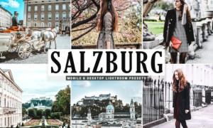 Salzburg Lightroom Presets Pack 4243920