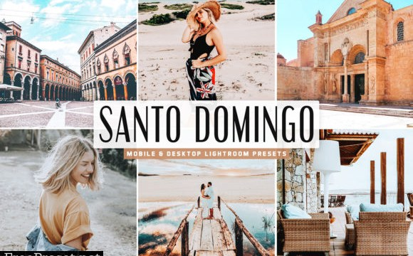 Santo Domingo Lightroom Presets Pack 4243083