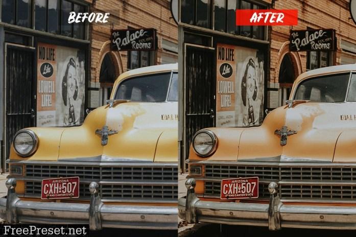 Vintage Lightroom Presets 5119423