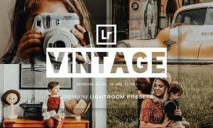 Vintage Lightroom Presets 5119423