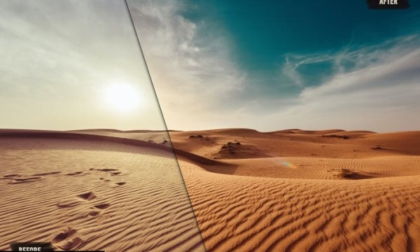 33 Desert - LUTs (Look Up Tables)
