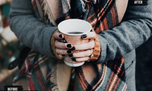 7 Dark Coffee - LUTs (Look Up Tables)