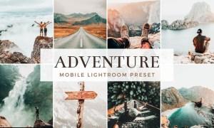 Adventure & Travel Lightroom Mobile Presets