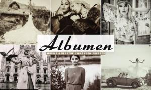 Albumen Mobile & Desktop Lightroom Presets