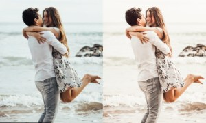 Beach Lovers Desktop Lightroom Presets