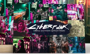 Cyberpunk Lightroom Presets 5199220