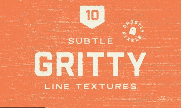 Gritty Line Textures CCUX9X2