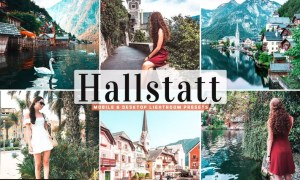 Hallstatt Mobile & Desktop Lightroom Presets