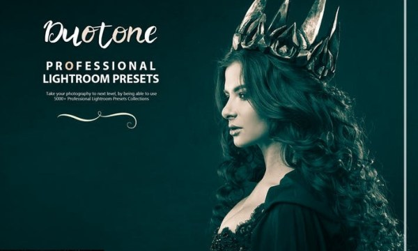 50 Duotone Lightroom Presets