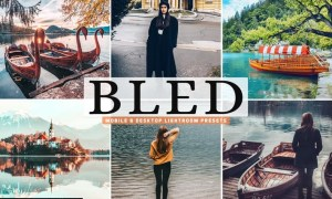 Bled Mobile & Desktop Lightroom Presets