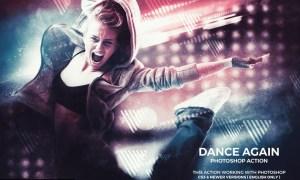 Dance Again Photoshop Action ZLB8XQR