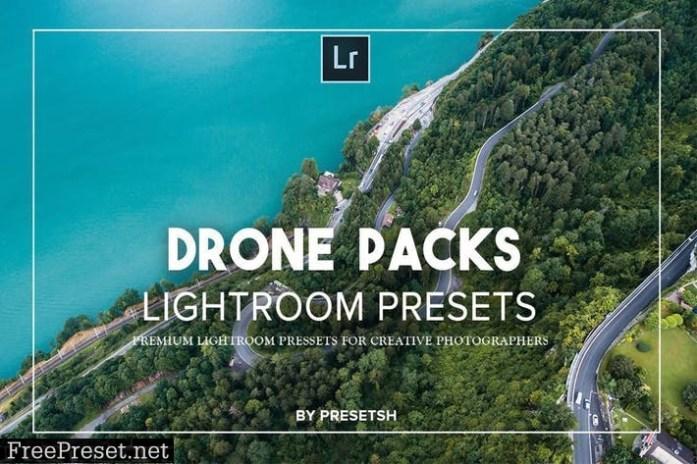 Drone Lightroom Presets