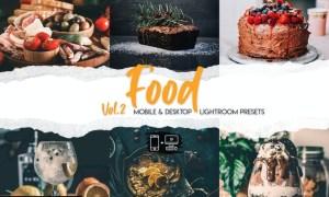 Food Lightroom Presets Vol. 2 5RW4E9L