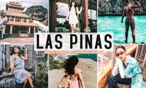 Las Pinas Mobile & Desktop Lightroom Presets