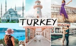Turkey Mobile & Desktop Lightroom Presets