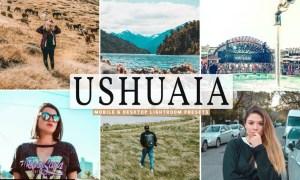 Ushuaia Mobile & Desktop Lightroom Presets