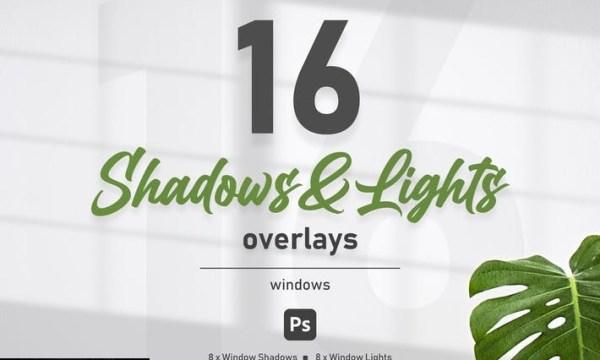 Windows Shadow Overlays  954YYHA