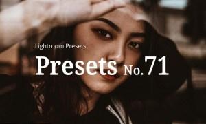 10 Fashion Matte Lightroom Presets 5360694