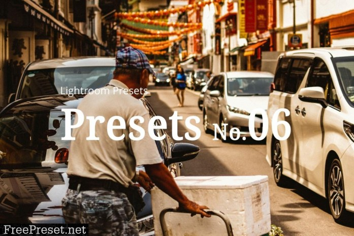 10 Retro Lightroom Presets 5361409