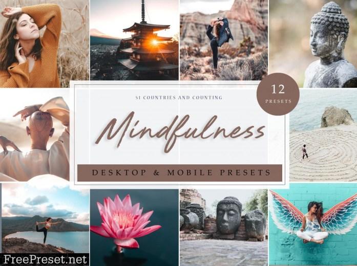 12 x Lightroom Presets   Mindfulness 3912149