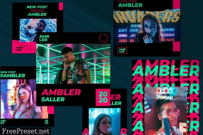 Ambler - Instagram Post and Stories 9ZQTV6Y